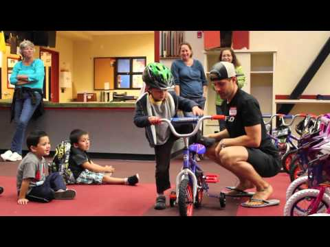 FLO Cycling - Bike for a Kid
