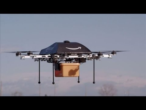 Can Amazon's Delivery-By-Drone Achieve Lift-Off?