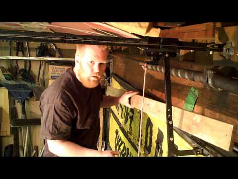Break into a garage in six seconds PROTECTION