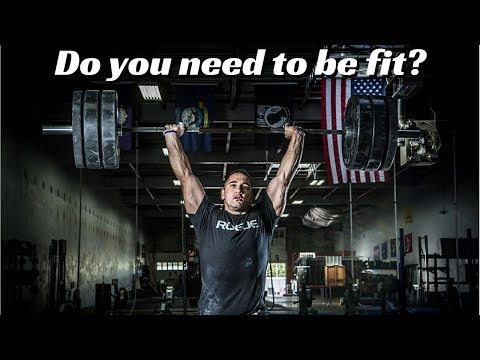 Starting Crossfit | Do you need to be Fit for Crossfit?