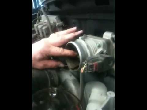 Throttle Body Cleaning - Dirty Throttle Body Symptoms and Problems