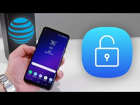 Unlock AT&T Samsung Galaxy S9/S9 Plus/S8/S8+/S7/S6/S5/J7/J5/A8/A7/A5 & ANY Other Model by IMEI Code