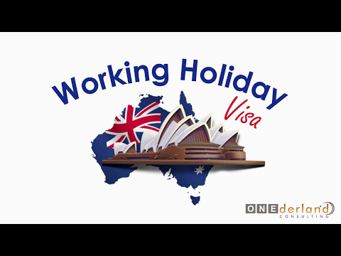 Working Holiday Visa Australia - 417 & 462  Eligibility & Requirements