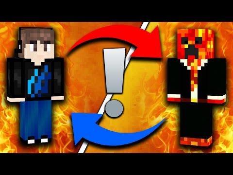 NAME CHANGE CHALLENGE!! | Minecraft