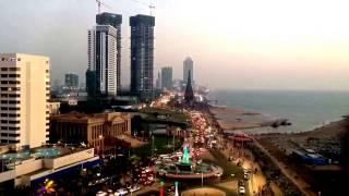 Time Lapse taken by Iphone 5, Colombo, Sri Lanka