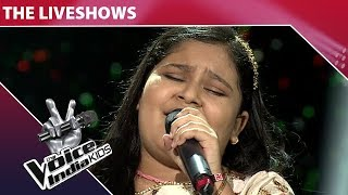 Sneha And Shreyan | Performs On Ae Mere Watan ke Logo | The Voice India Kids | Episode 24