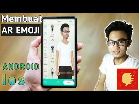 Cara Instal AR Emoji Samsung s9 di android dan ios. l TUTORIAL ANDROID