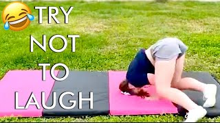 [2 HOUR] Try Not to Laugh Challenge! Funny Fails | Flexible Fail | Funniest Videos | AFV