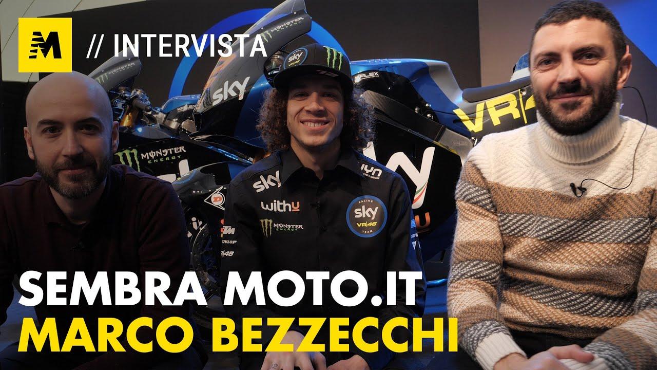 Marco Bezzecchi: «Le paranoie non so neanche cosa sono»    Sembra Moto.it