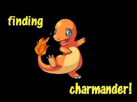 pokemon pearl how to catch charmander