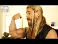Thor Ragnarok Thor And Darryl Are Back In Hilarious New Promo