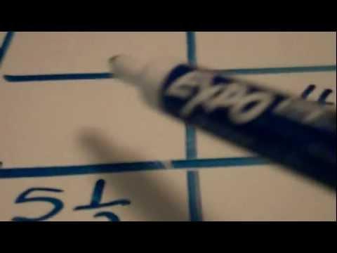 Dr. Botan's Math: Percent, Decimals, Fractions all Mixed Up!