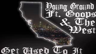 Get Used To It (ft. Goops &the West) Prod. By Krizie Kry