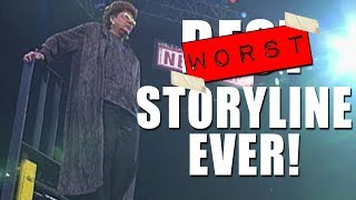 10 WORST WWE/WCW/TNA  Storylines/Dumbest Ideas Ever Created By Vince Russo