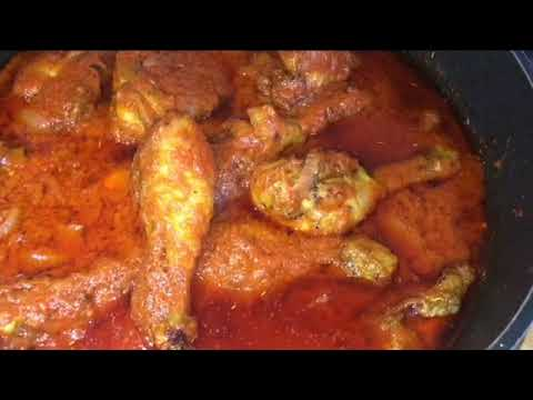 How to make soft chicken stew