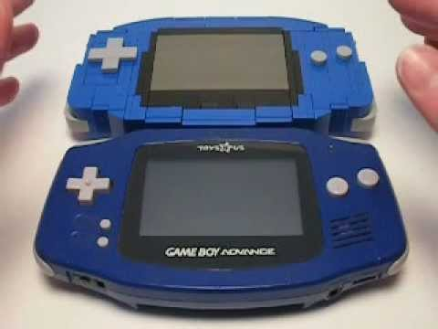 Lego Gameboy Advance