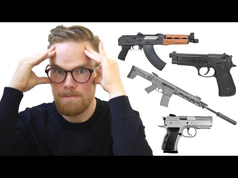 Guns VS. Science
