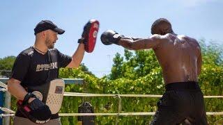 Idris Elba: Fighter - Developing a kickboxer