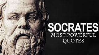 SOCRATES - LIFE CHANGING Quotes - STOICISM