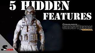 5 Hidden Features (that Will Improve Your Skills) - Ghost Recon Wildlands