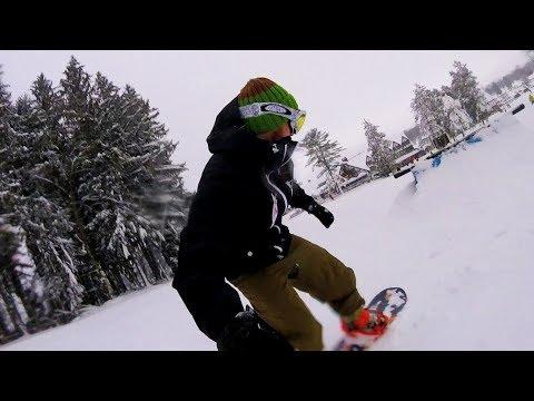Snowboarding 2017 PknPk GNU Riders Choice