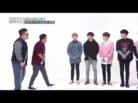 Got7 Mark & Red Velvet Wendy speak english with korean accent (cute & funny) #GotVelvet
