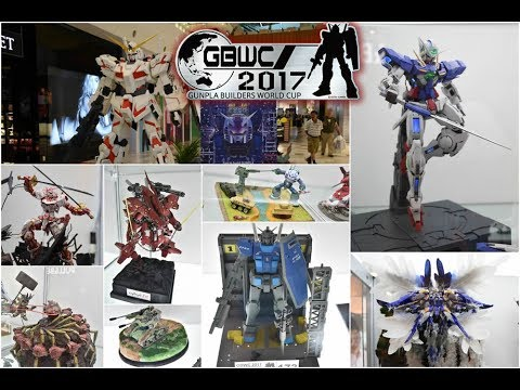 Gunpla Expo / GBWC 2017 Malaysia – Photos Gallery (Part 1)