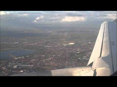 Nikos Kazantzakis - Manchester Landing (HD)