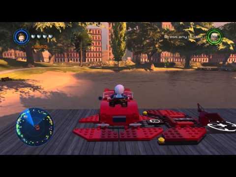 LEGO Marvel's Avengers - Lola Gameplay and Unlock Location