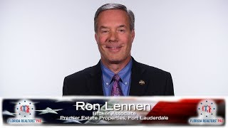 Ron Lennen  I Give Because