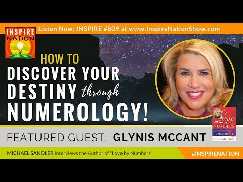 🌟 GLYNIS MCCANTS: How to Determine Your Destiny thru Numerology & Your Birth Date | The Numbers Lady