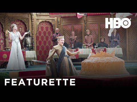 Game Of Thrones - Season 4: Bonus Clip 'Creating the Royal Wedding' - Official HBO UK