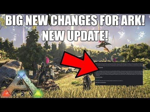 *NEW* Ark update is bringing BIG CHANGES!