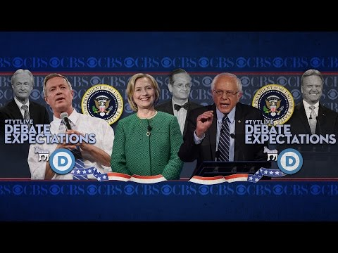 CBS Democratic Presidential Debate | The Young Turks Summary