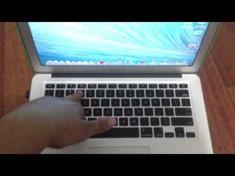 how to screen shot on a macbook air/pro