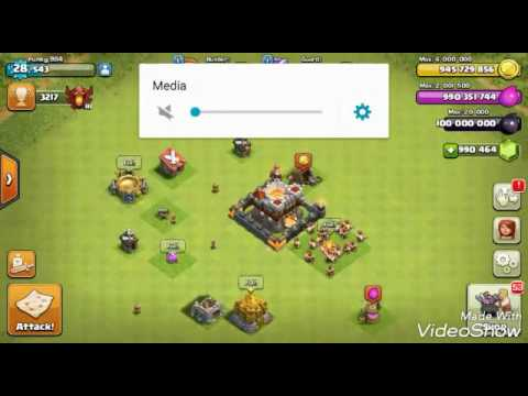 (Clash of clans) hack unlimited troops