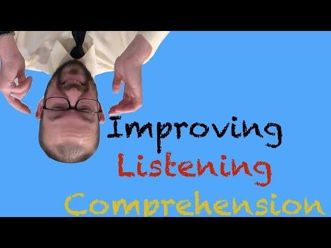 Increasing Listening Comprehension - German Learning Tips #16 - Deutsch lernen
