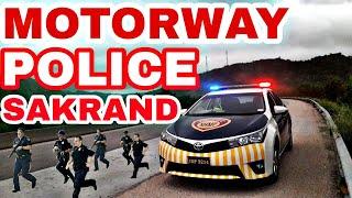 Motorway Police Sakrand