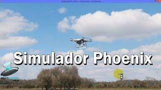 Instalação, Configuração, Download do simulador de drones e aeromodelos Phoenix RC 5