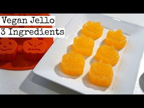 Vegan Jello | 3 Ingredients