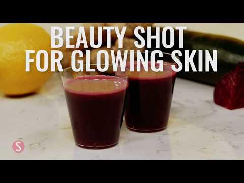 DIY Shots For Healthy Skin | SHAPE