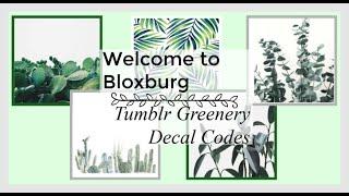 Bloxburg Aesthetic Decal Codes