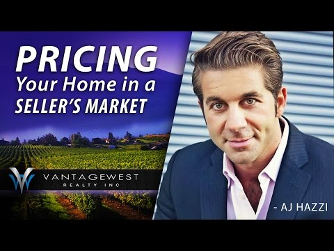 Kelowna Real Estate: Pricing your home in a seller's market