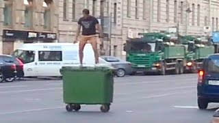 MEANWHILE IN RUSSIA 2017! Russian Crazy & Funny Fails