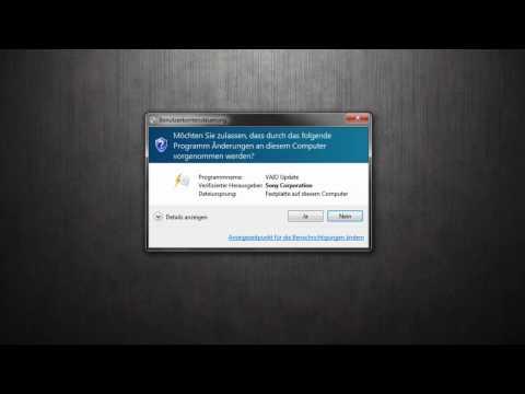 Vaio BIOS update problem
