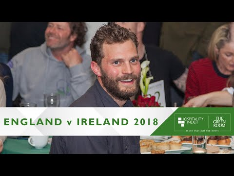 Inside The Green Room: England v Ireland 2018
