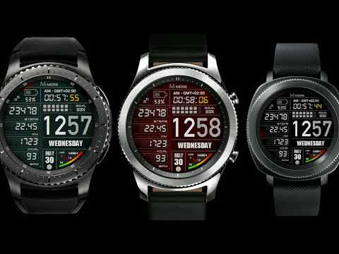 Gear S3 MD116 Watch Face Giveaway Winners Announcement