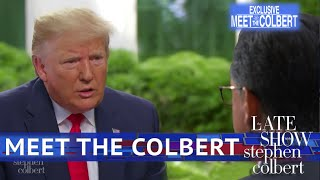 Download Stephen Interviews Chuck Todd's Interview Of President Trump Video