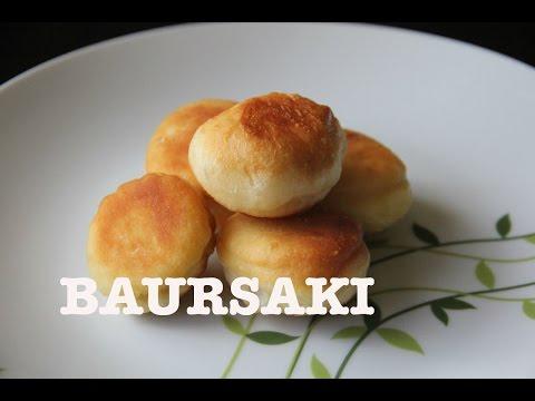 Baursaki (Kazakh Donuts)