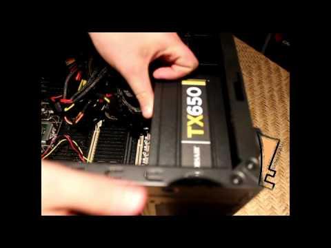 How to build a Gaming PC Build 2012 (1200 Euros) GTX560Ti, i5 2500K -Techno Cocktail-